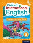 Image for Oxford International English Student Activity Book 2