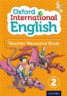 Image for Oxford international primary EnglishBook 2: Teacher resource