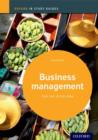 Image for Business management: Study guide