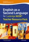 Image for English as a second language for Cambridge IGCSE: Teacher resource pack