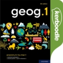 Image for geog.1 4th edition Kerboodle Book
