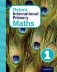 Image for Oxford international primary mathsStage 1, age 5-6,: Student workbook 1