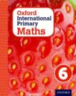 Image for Oxford international primary mathsStage 6, age 10-11,: Student workbook 6