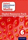 Image for Oxford International Primary Maths: Digital Resource Pack 6