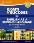 Image for Exam success in English as a second languageCambridge IGCSE