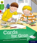Image for Oxford Reading Tree Explore with Biff, Chip and Kipper: Oxford Level 2: Cards for Gran