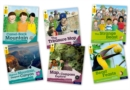 Image for Oxford Reading Tree Explore with Biff, Chip and Kipper: Oxford Level 5: Mixed Pack of 6