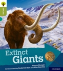 Image for Oxford Reading Tree Explore with Biff, Chip and Kipper: Oxford Level 7: Extinct Giants