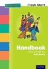 Image for Teacher handbook