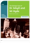 Image for Oxford Literature Companions: The Strange Case of Dr Jekyll and Mr Hyde Workbook