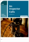 Image for Oxford Literature Companions: An Inspector Calls Workbook