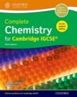 Image for Complete Chemistry for Cambridge IGCSE (R) : Third Edition