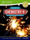 Image for Essential chemistry for CambridgeSecondary 1 stage 9,: Student book