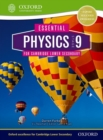 Image for Essential physics for CambridgeSecondary 1 stage 9,: Student book