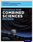 Image for International GSCE combined sciences physics for Oxford international AQA examinations