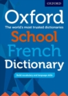 Image for Oxford school French dictionary
