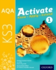 Image for AQA activate for KS3Student book 1
