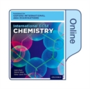 Image for International GCSE Chemistry for Oxford International AQA Examinations : Online Textbook