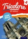 Image for Tricolore  : exam skills for Cambridge IGCSE4,: Workbook & CD-ROM