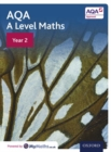 Image for AQA A level mathsYear 2,: Student book