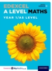 Image for Edexcel A level mathsYear 1/AS,: Student book
