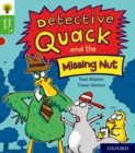 Image for Detective quack and the missing nut
