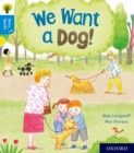 Image for We want a dog!