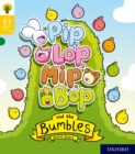 Image for Pip, Lop, Mip, Bop and the bumbles