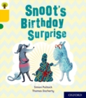 Image for Snoot's birthday surprise