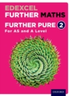 Image for Edexcel further maths  : further pure 2AS and A level,: Student book