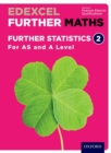 Image for Edexcel further maths: Further statistics 2