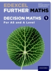 Image for Edexcel A level further mathsFurther decision 1,: Student book