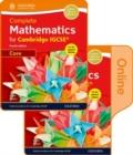 Image for Complete mathematics for Cambridge IGCSE print & online: Student book (core)