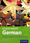 Image for GermanA Level and AS,: Grammar & translation workbook