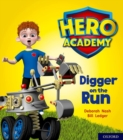 Image for Digger on the run
