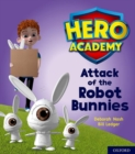 Image for Attack of the robot bunnies
