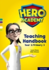 Image for Hero academyYear 2/Primary 3,: Teaching handbook