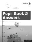 Image for Numicon Pupil Book 5: Answers