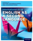 Image for International GCSE English as a second language for Oxford International AQA examinations: Student book and audio CD