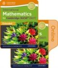 Image for International mathematics for Cambridge IGCSE: Student book