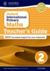 Image for Oxford International Primary Maths: Stage 2: Teacher's Guide 2