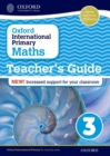 Image for Oxford International Primary Maths: Stage 3: Teacher's Guide 3