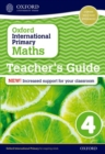 Image for Oxford international primary mathsStage 4,: Teacher's guide 4