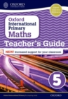 Image for Oxford international primary mathsStage 5