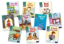 Image for Read Write Inc. Phonics Book Bag Books: Green Set 1 Storybooks Mixed Pack of 10