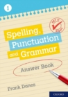 Image for Spelling, punctuation and grammarAnswer book 1