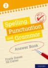 Image for Spelling, punctuation and grammar answer book2