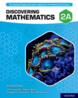 Image for Discovering Mathematics: Student Book 2A
