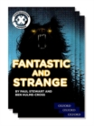 Image for Project X Comprehension Express: Stage 3: Fantastic and Strange Pack of 15