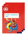 Image for Project X Comprehension Express: Stage 1 Workbook Pack of 30